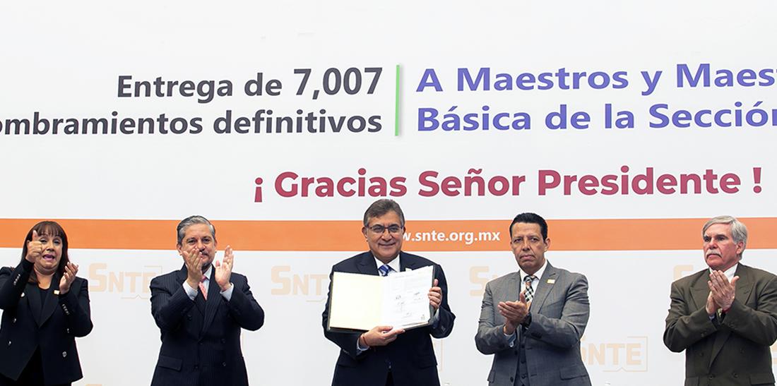 Basificación a 7 mil trabajadores de la educación