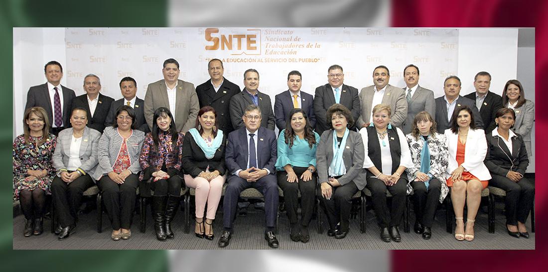 El SNTE y legisladores construyen agenda común