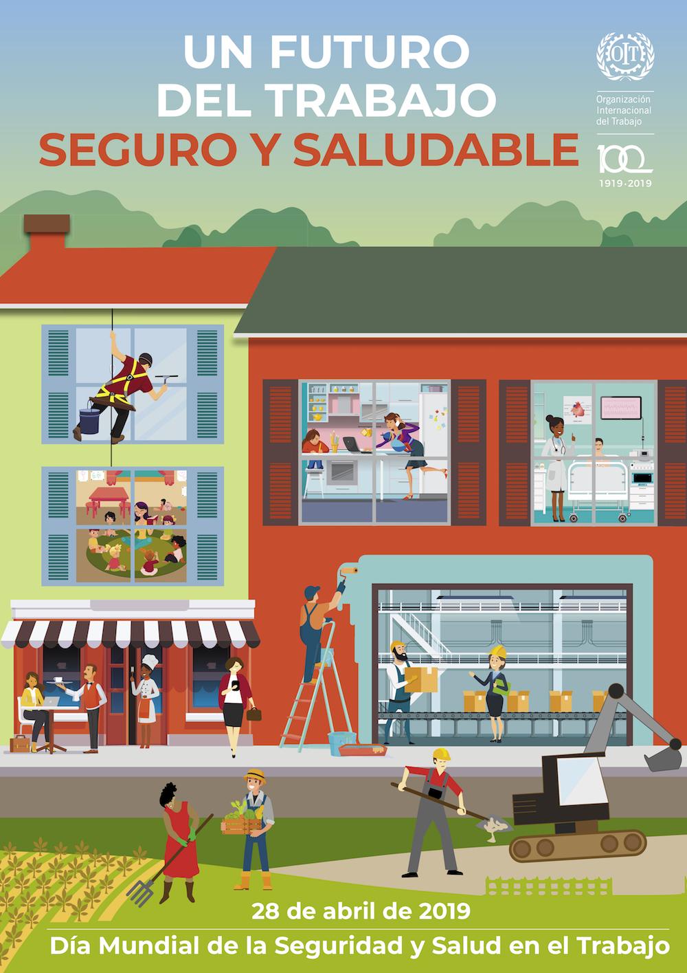 Día Mundial de Seguridad y Salud en el Trabajo 2019