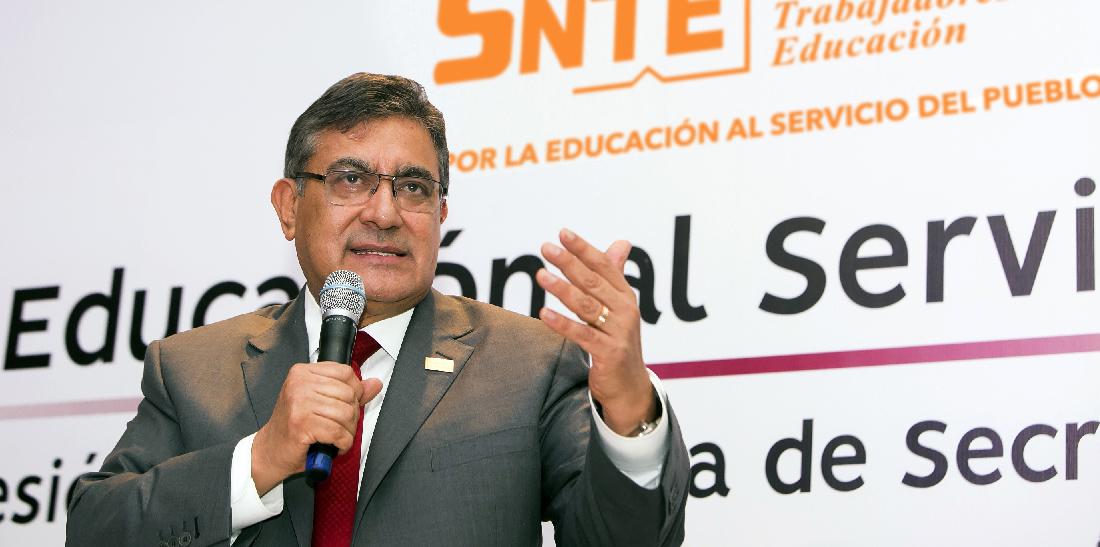 El SNTE destaca por cumplir con la transparencia