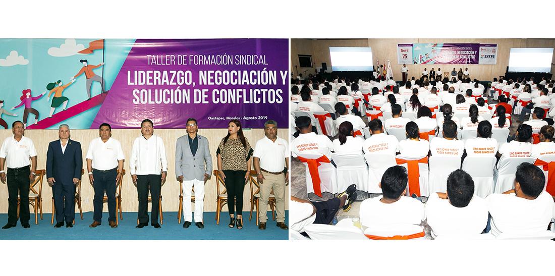 Profesionalización sindical, pilar para el fortalecimiento del SNTE