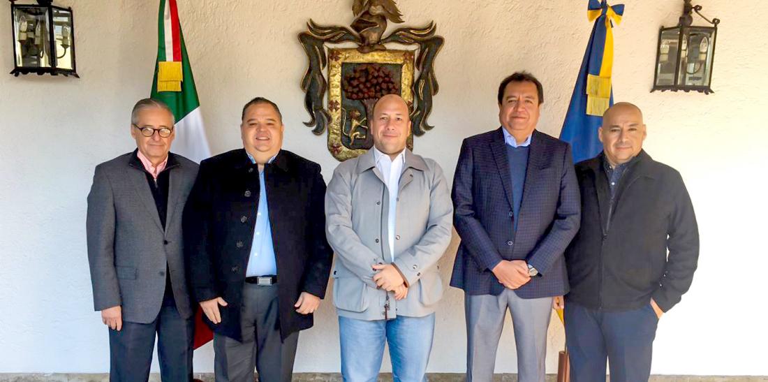 El SNTE acuerda mesas de trabajo con el gobierno de Jalisco para resolver rezagos