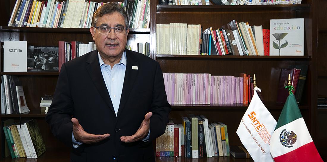El SNTE expresa su beneplácito por la aprobación de las leyes secundarias