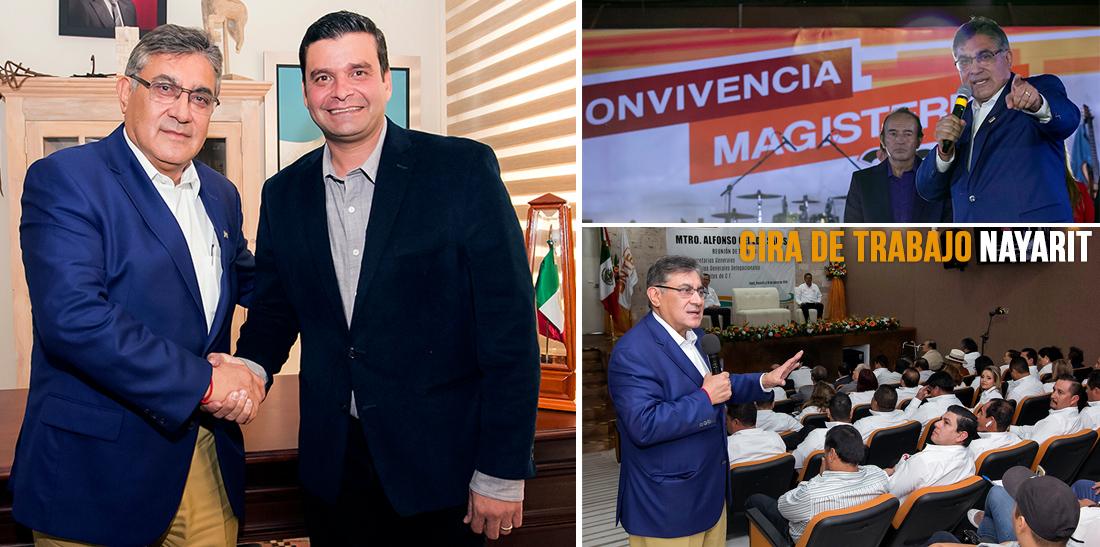 Construyamos un México diferente desde las escuelas: Alfonso Cepeda Salas