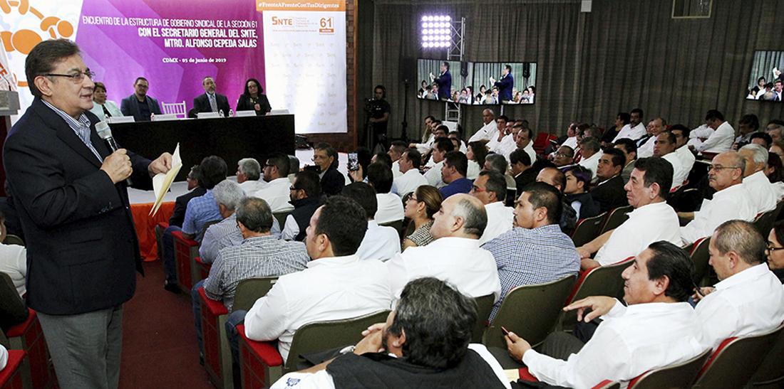 Logra el SNTE mejores condiciones para trabajadores de los Institutos Tecnológicos