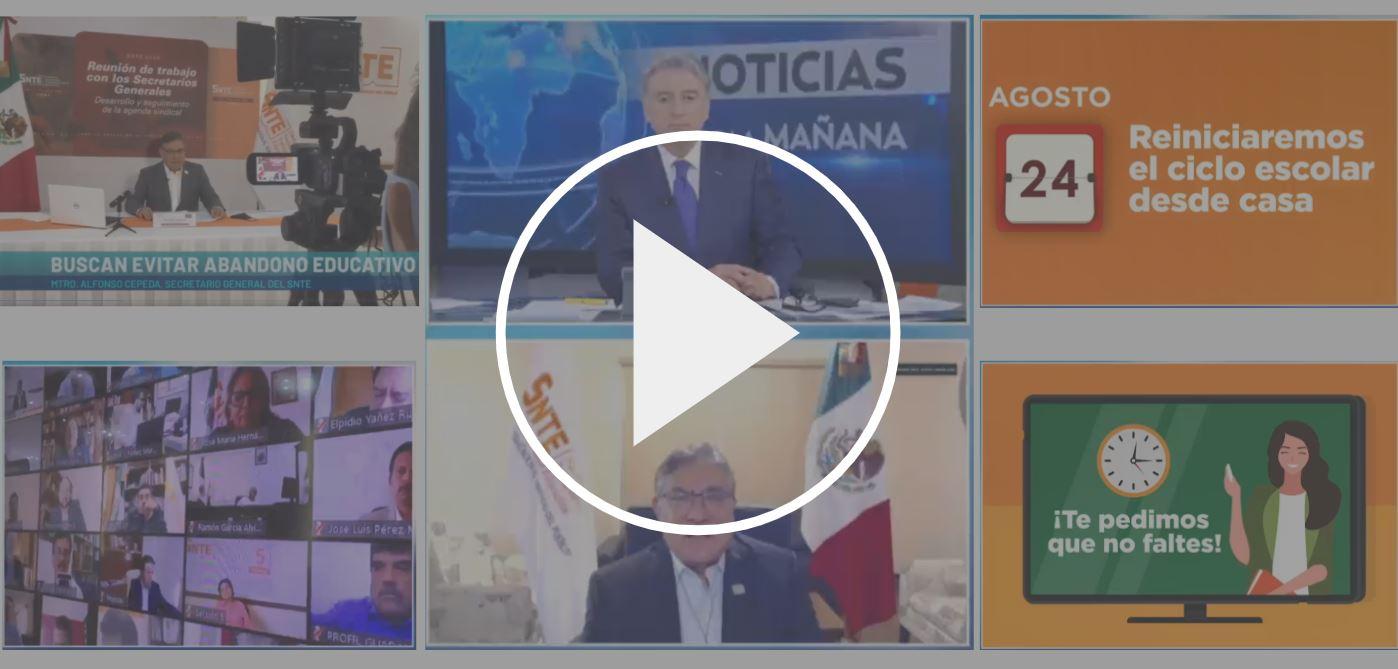 Alfonso Cepeda en entrevista con Alejandro Cacho