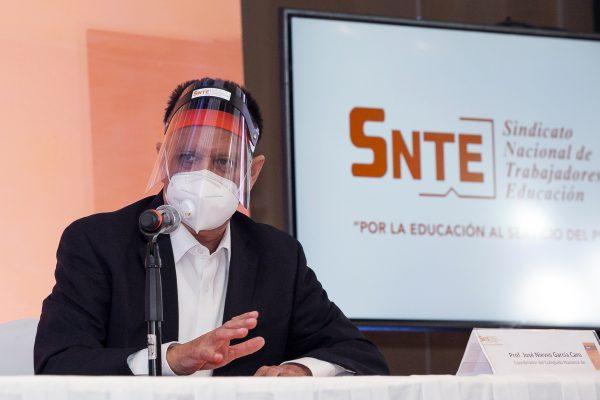 SNTE - REUNION DE TRABAJO CON SECRETARIOS GENERALES_-5