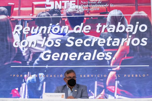 SNTE - REUNION DE TRABAJO CON SECRETARIOS GENERALES_-6