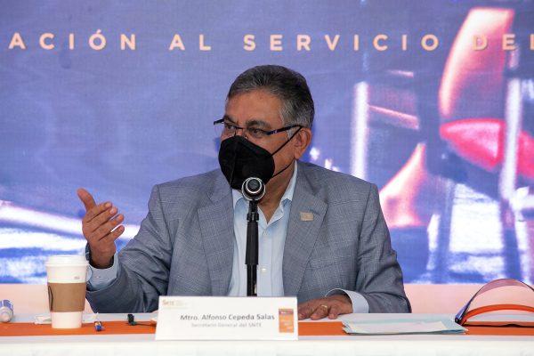 SNTE - REUNION DE TRABAJO CON SECRETARIOS GENERALES_-8