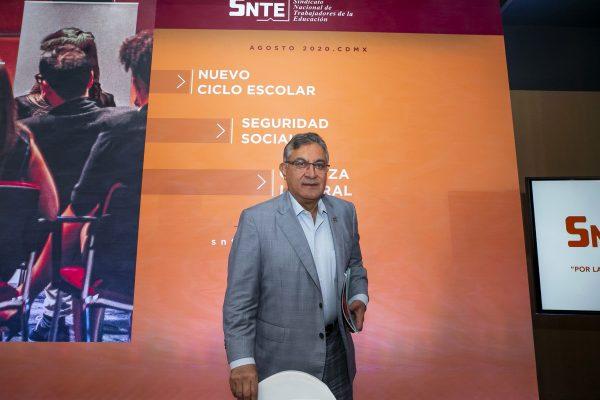 SNTE - REUNION DE TRABAJO CON SECRETARIOS GENERALES_-16