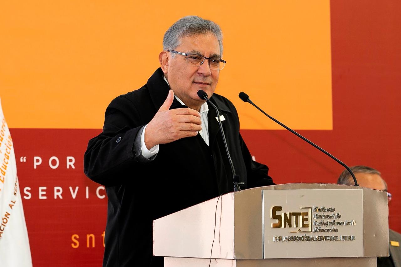 El SNTE logra garantizar un mejor futuro para los próximos jubilados
