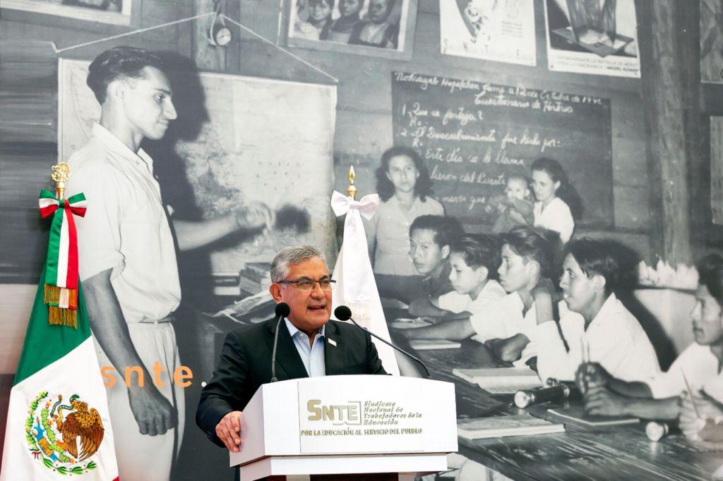 Cien años de educación pública han forjado nuestro México