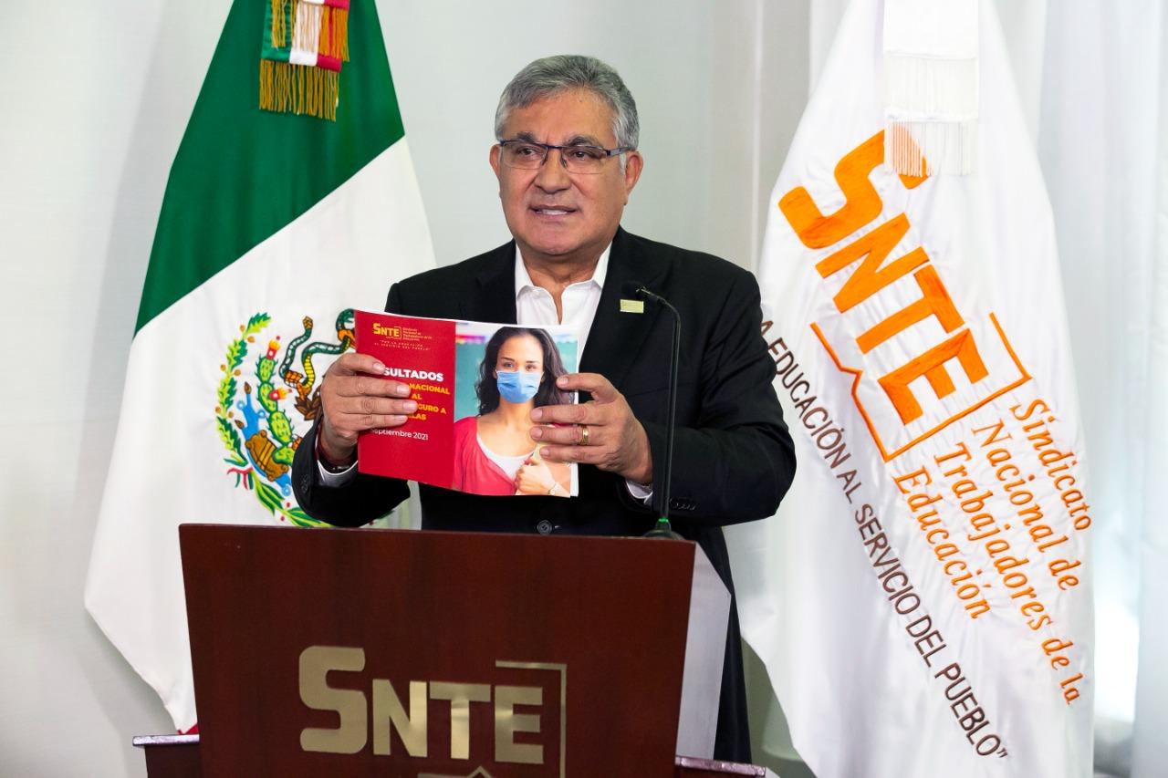 Llama SNTE a unir esfuerzos para subsanar necesidades en escuelas