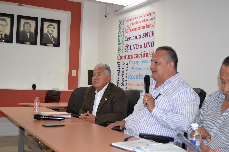 Reunión de Comité por receso debido a COVID-19.