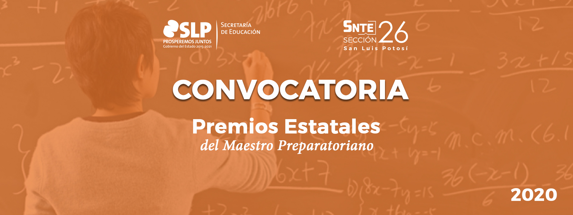 Premios Estatales del Maestro Preparatoriano