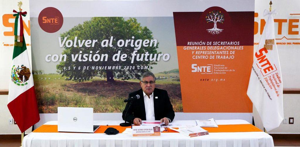 El SNTE cerrará el año con 400 mil basificaciones de trabajadores de la educación