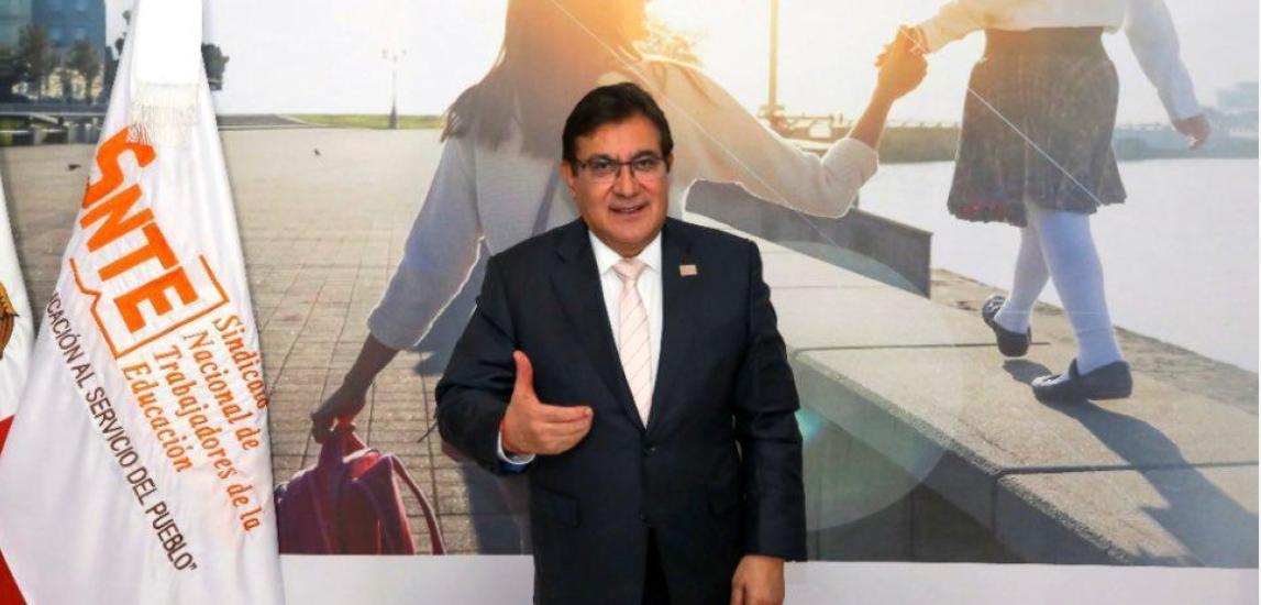 Carta del Secretario General del SNTE, Mtro. Alfonso Cepeda Salas a los Maestros