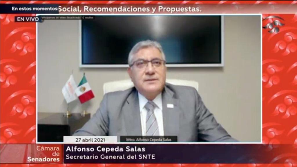 Igualar condiciones de jubilación entre el IMSS y el ISSSTE, propone el SNTE
