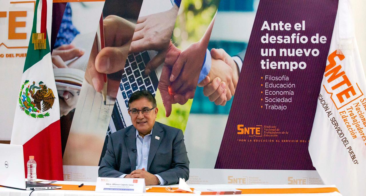 No habrá reversa en la democratización y horizontalidad sindical plena: Alfonso Cepeda