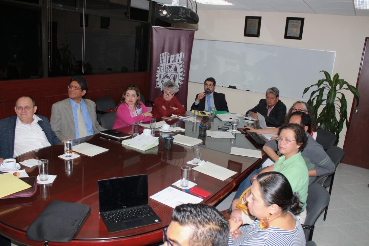 Se reúne la Comisión Dictaminadora del Programa Institucional de Contratación de Personal Académico de Excelencia (PICPAE).