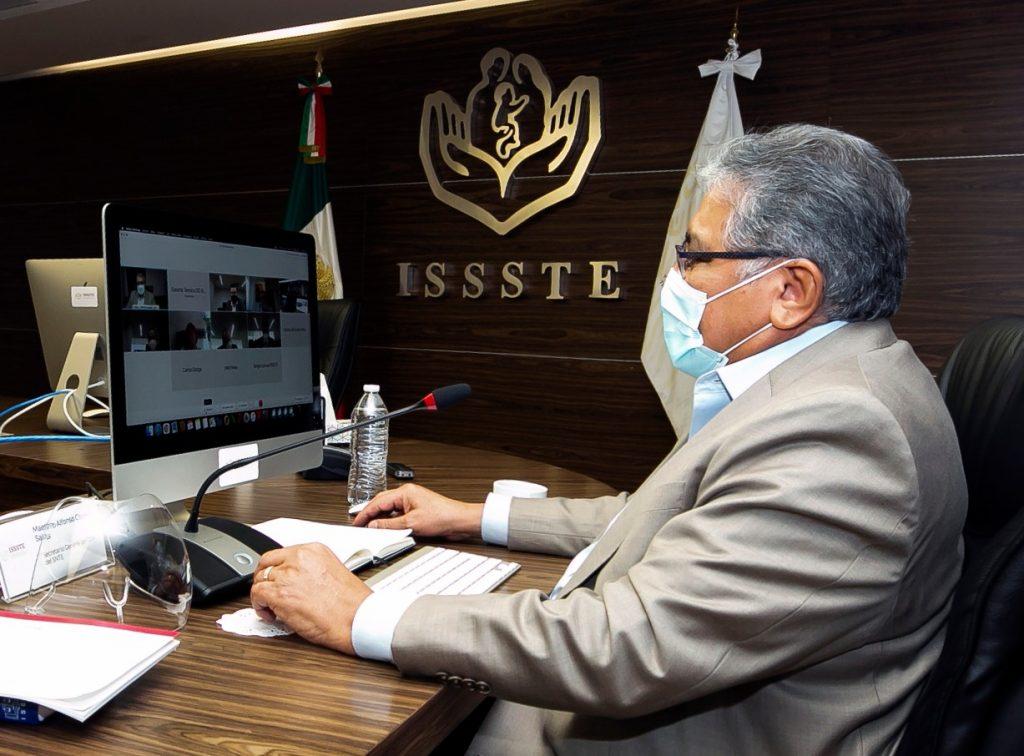 El SNTE, el ISSSTE y la Secretaría de Hacienda trazan ruta para atender a jubilados